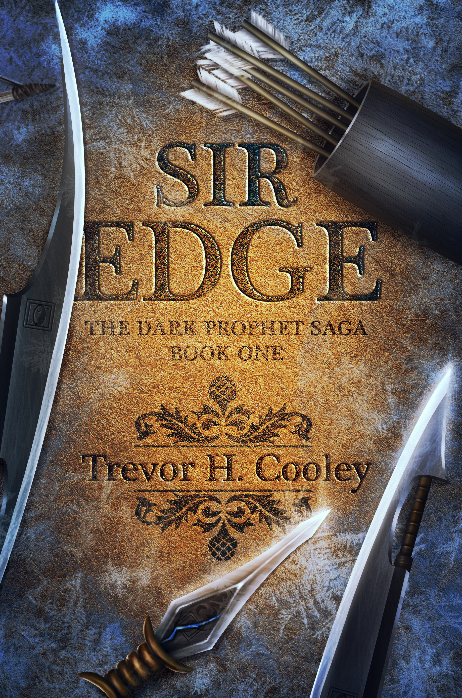 Trevor H  Cooley   Author of the Bowl of Souls Series