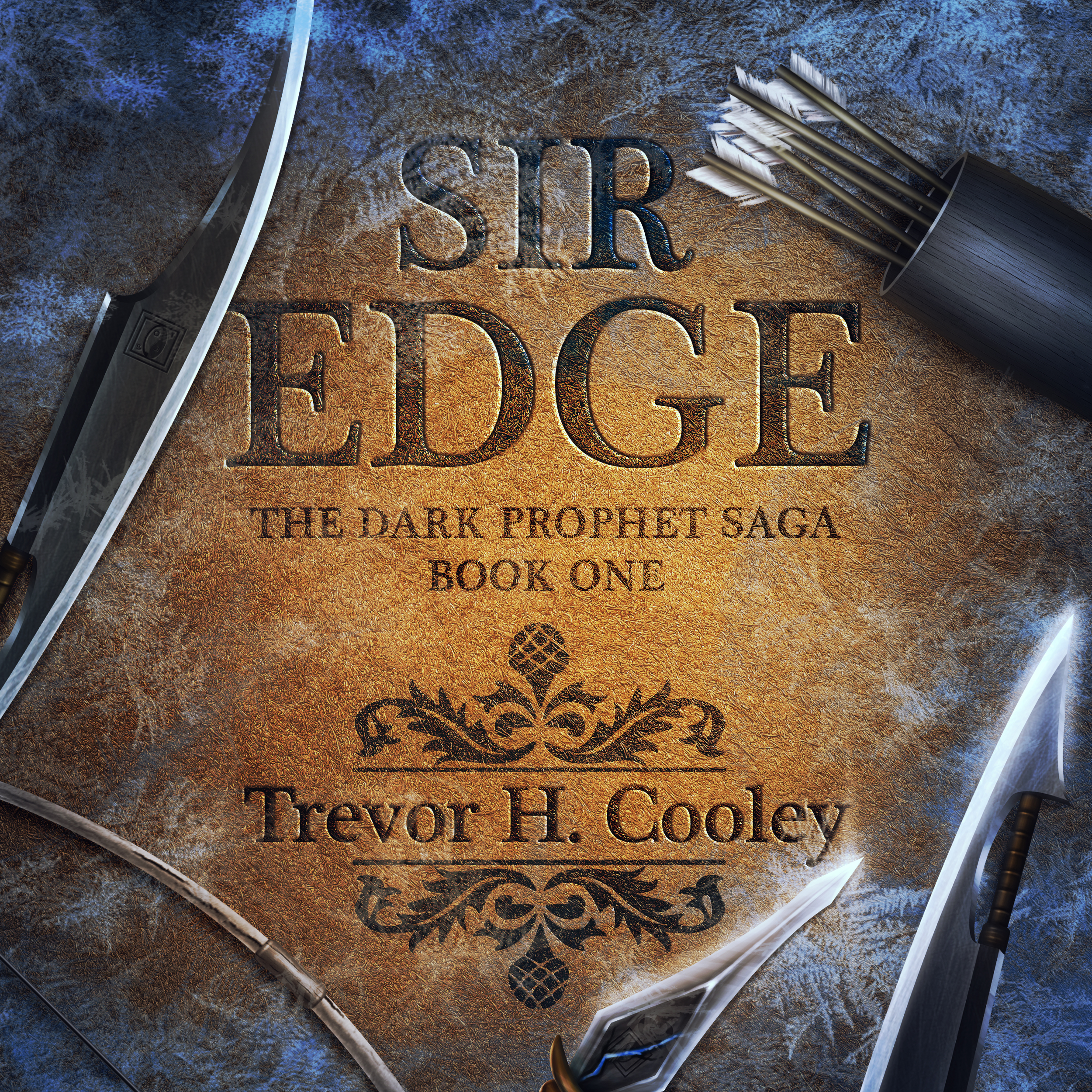 Trevor H  Cooley | Author of the Bowl of Souls Series